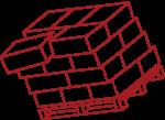 pallet transport adhesive